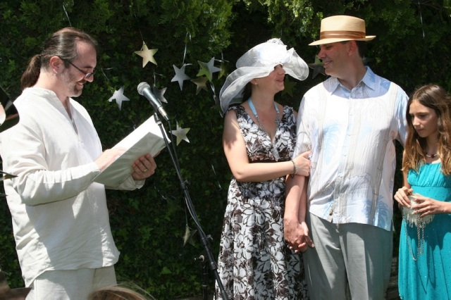 LA Wedding Officiant
