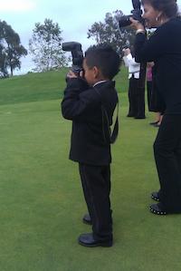 Photographer Tito