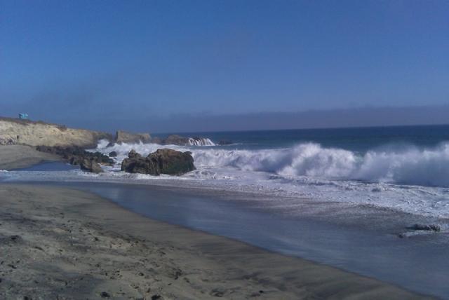Los Angeles Wedding Officiant vs Malibu Waves