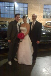 Los Angeles Wedding Officiant at Driving Museum